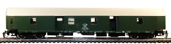 13810 Bahnpostwagen Post m DP/IV 51 50 00-42 900-8