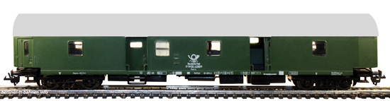 545/82 Bahnpostwagen Post m