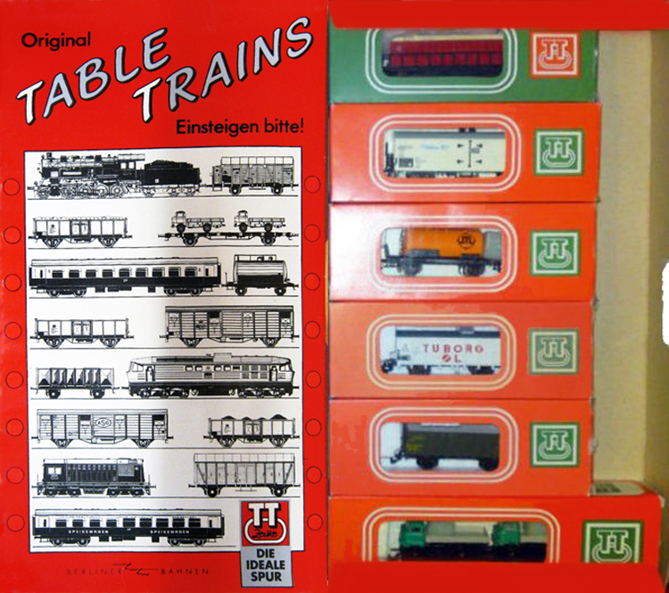01249 BTTB-Zeuke  Original Table Trains-SET
